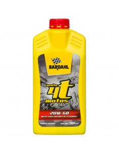 Aceite 4t Motos 20w50 12 X 1 L