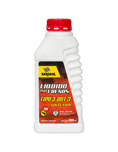 Liquido Para Frenos 24 X 350 Ml