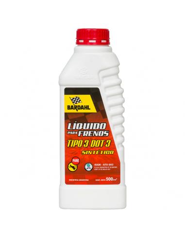 Liquido Para Frenos 24 X 500 Ml