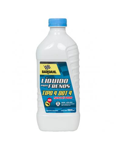 Liquido Para Frenos Dot 4 12 X 1 L