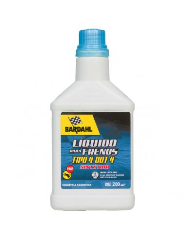 Liquido Para Frenos Dot 4 24 X 200 Ml