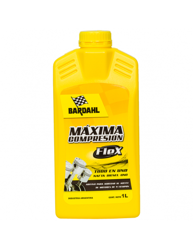 Maxima Compresion Flex 12 X 1 L