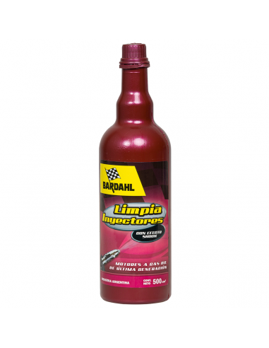 Limpia Inyectores Gas Oil 12 X 500 Ml